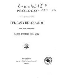 Biblioteca Hispanica : Preface to the Se... by Gutierrez De La Vega, Jose