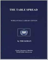 The Noble Koran (Quran) : The Table Spre... by Transcribed  the Prophet Muhammad