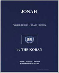 The Noble Koran (Quran) : Jonah by Transcribed  the Prophet Muhammad