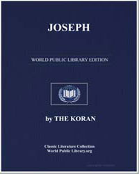 The Noble Koran (Quran) : Joseph by Transcribed  the Prophet Muhammad