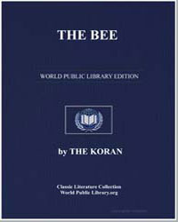 The Noble Koran (Quran) : The Bee by Transcribed  the Prophet Muhammad
