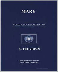The Noble Koran (Quran) : Mary by Transcribed  the Prophet Muhammad