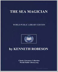 The Sea Magician by Stephens, Tom