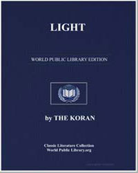 The Noble Koran (Quran) : Light by Transcribed  the Prophet Muhammad
