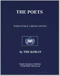 The Noble Koran (Quran) : The Poets by Transcribed  the Prophet Muhammad