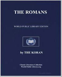 The Noble Koran (Quran) : The Romans by Transcribed  the Prophet Muhammad