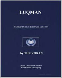 The Noble Koran (Quran) : Luqman by Transcribed  the Prophet Muhammad