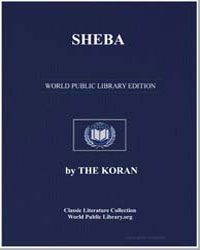 The Noble Koran (Quran) : Sheba by Transcribed  the Prophet Muhammad
