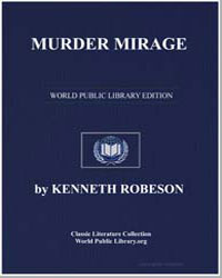 Murder Mirage by Stephens, Tom