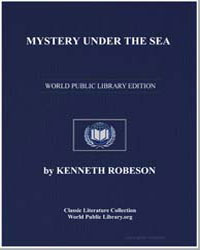 Mystery under the Sea by Stephens, Tom
