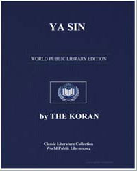 The Noble Koran (Quran) : Ya Sin by Transcribed  the Prophet Muhammad