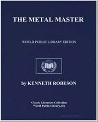 The Metal Master by Stephens, Tom
