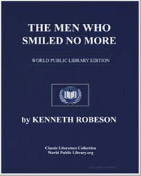 The Men Who Smiled No More by Stephens, Tom