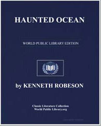 Haunted Ocean by Stephens, Tom
