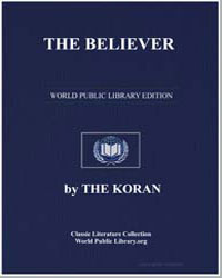 The Noble Koran (Quran) : The Believer by Transcribed  the Prophet Muhammad