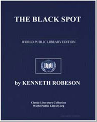 The Black Spot by Stephens, Tom