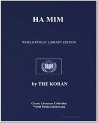 The Noble Koran (Quran) : Ha Mim by Transcribed  the Prophet Muhammad