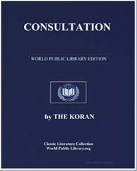 The Noble Koran (Quran) : Consultation by Transcribed  the Prophet Muhammad
