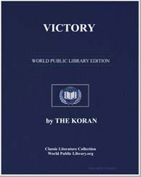 The Noble Koran (Quran) : Victory by Transcribed  the Prophet Muhammad