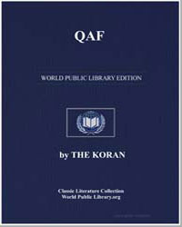 The Noble Koran (Quran) : Qaf by Transcribed  the Prophet Muhammad