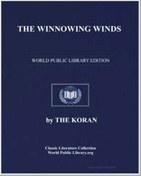 The Noble Koran (Quran) : The Winnowing ... by Transcribed  the Prophet Muhammad