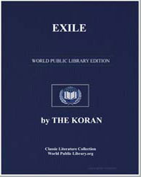 The Noble Koran (Quran) : Exile by Transcribed  the Prophet Muhammad