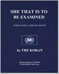 The Noble Koran (Quran) : She That Is to... by Transcribed  the Prophet Muhammad