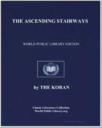 The Noble Koran (Quran) : The Ascending ... by Transcribed  the Prophet Muhammad