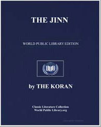 The Noble Koran (Quran) : The Jinn by Transcribed  the Prophet Muhammad