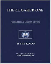 The Noble Koran (Quran) : The Cloaked On... by Transcribed  the Prophet Muhammad