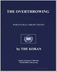 The Noble Koran (Quran) : The Overthrowi... by Transcribed  the Prophet Muhammad