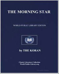 The Noble Koran (Quran) : The Morning St... by Transcribed  the Prophet Muhammad