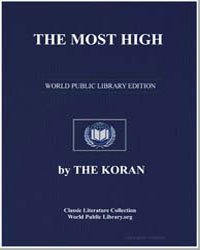 The Noble Koran (Quran) : The Most High by Transcribed  the Prophet Muhammad