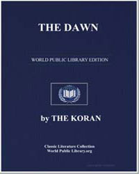 The Noble Koran (Quran) : The Dawn by Transcribed  the Prophet Muhammad