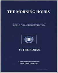 The Noble Koran (Quran) : The Morning Ho... by Transcribed  the Prophet Muhammad