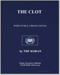 The Noble Koran (Quran) : The Clot by Transcribed  the Prophet Muhammad