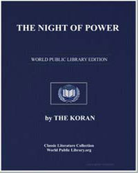 The Noble Koran (Quran) : The Night of P... by Transcribed  the Prophet Muhammad