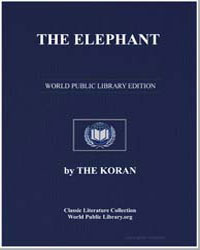 The Noble Koran (Quran) : The Elephant by Transcribed  the Prophet Muhammad