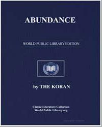 The Noble Koran (Quran) : Abundance by Transcribed  the Prophet Muhammad