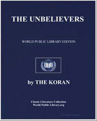 The Noble Koran (Quran) : The Unbeliever... by Transcribed  the Prophet Muhammad