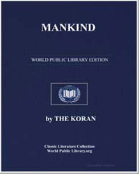 The Noble Koran (Quran) : Mankind by Transcribed  the Prophet Muhammad