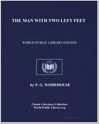 The Man with Two Left Feet and Other Sto... by Wodehouse, Pelham Grenville