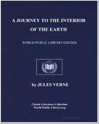 A Journey to the Interior of the Earth by Verne, Jules