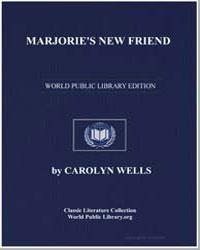 Marjorie's New Friend by Wells, Carolyn