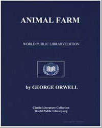 Animal Farm by Orwell, George