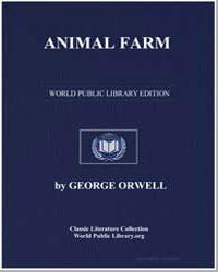 Animal Farm by Orwell, George