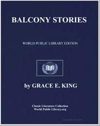 Balcony Stories by King, Grace E.