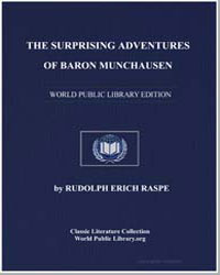 The Surprising Adventures of Baron Munch... by Raspe, Rudolf Erich