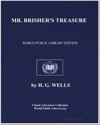 Mr. Brisher's Treasure by Wells, Herbert George