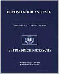 Beyond Good and Evil by Nietzsche, Friedrich Wilhelm